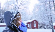 Tusentals lider av köldskador i Norrland