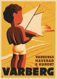 En utställning som frossar i affischer - Svarta Lådan på Scandic Malmen