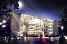 Studio Stockholm Arkitektur skapar Stockholm Showrooms i Nacka strand