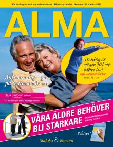 Blomsterfondens medlemstidning Alma, nr 37
