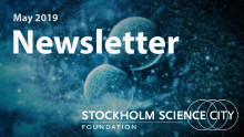 Stockholm Science City Newsletter - May 2019
