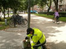 Göteborgs Stad utvärderar ny metod för mätning av cykeltrafik