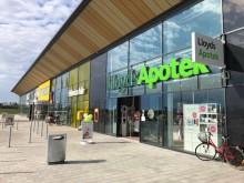 LloydsApotek fortsätter att växa och öppnar nytt apotek i Kristianstad