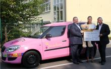 BBBank und Stiftung unterstützen Kinder- und Jugendhospizarbeit: Bärenherz erhält Spende