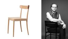 Petite av David Ericsson – svensk finalist i nordiska designtävlingen Sustainable Chairs