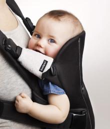 Praktiska och mjuka bitskydd – bra för små munnar och sparar tvätt