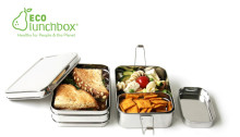 Flera matlådor i en - ECOlunchbox nya Three-in-one