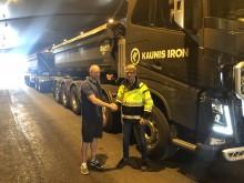 Ännu en stor affär för Skoogs Bränsle - levererar drivmedel till gruvan i Pajala
