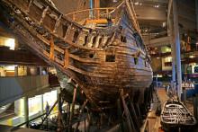 Regalskeppet Vasa på väg mot nytt haveri