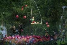 Nycirkusdrömmar i Hieronymus Bosch surrealistiska värld