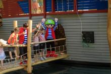 Piraten ahoi im PLAYMOBIL-FunPark: Neue Piratenwelt eröffnet