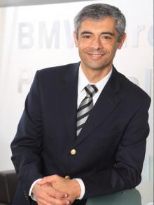 Helder Boavida er ny administrerende direktør i BMW Group Northern Europe