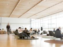 Akademiska Hus inviger nya Lindellhallen i Umeå