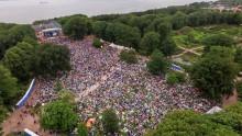 Utsåld trippelsuccé för endagsfestivalen A Walk In The Park som den 12/8 kommer till Botaniska Trädgården i Uppsala