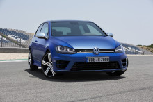 The new Golf R: Volkswagen releases first details of 300 PS super-hatch