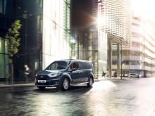 Debüt im kommenden Sommer: der neue Ford Transit Courier und Ford Transit Connect