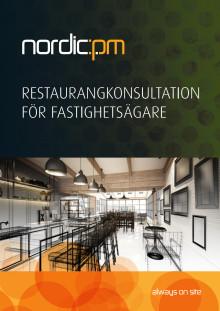 Nordic PM - Presentationsfolder lokaluthyrning