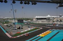 Medium och mjuka gummiblandningar även i år för Abu Dhabis Grand Prix