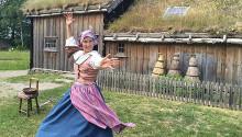 Press: Välkommen på pressvisning av sommarens familjeaktiviteter på Fredriksdal