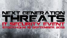 Träffa sex av Europas mest meriterade it-säkerhetsexperter tisdag 18 september