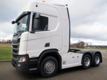 Nu kan den nye Scania R 500 lejes