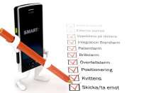 SMART1 blir  hjälpande arbetsredskap för hela personalstyrkan på Aleris Mjörnviksholm!