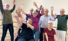 Dans för Parkinsons hos Regionteater Väst