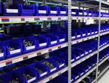 Arvid Nilsson lanserar lagersystem för effektiv lagerhållning av fästelement