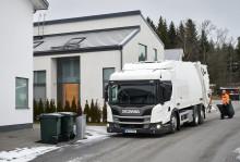 Scania auf der IFAT 2018 mit neuen Lösungen für Städte
