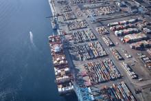Containerterminalen i Göteborgs hamn blir fossilfri 2020