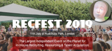 Meet Social Interview Robot Tengai Unbiased at RecFest19 in July in London