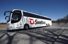 Swebus erbjuder ny bussresa för resenärer som drabbas av flygstrejk