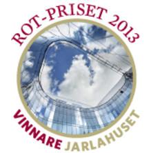 Jarlahuset vann ROT-priset 2013 – glasfasad fick jury på fall