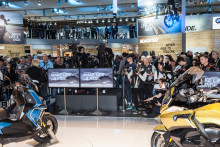 BMW Motorrad på EICMA 2018