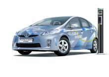 Tillverkningen av Toyotas laddhybrider har startat