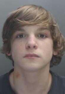 Missing: Reece Evans