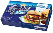 Amerikansk diner-mat i vinden