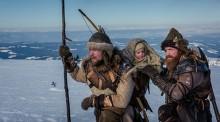 Norges historia i nya storfilmen Birkebeinerne