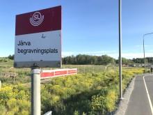 Hästa-fält lösning för Järvas konfliktfyllda begravningsplats