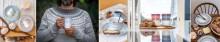 Porsgrunds Porselænsfabrik dekker norske bord med Marius-mønsteret