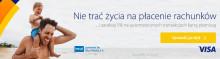 """""""Nie trać życia na płacenie rachunków"""" – wspólna kampania Visa i Blue Media"""