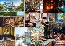 Fem ESS hotell och tre barer med på Sveriges bästa lista