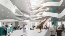 Arkitema Sundhed: Holstebro Kommune har valgt det endelige forslag til nyt sundhedscenter