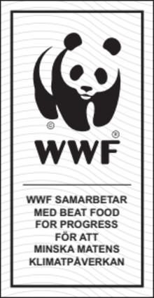 Hamburgerproducent i samarbete med WWF