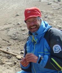 Antarktis äldsta valfossil