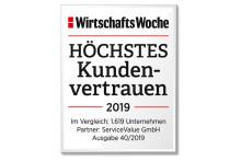 Deutschlands großes Vertrauensranking