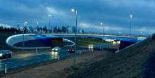 """Idag invigdes Göteborg Landvetter Airport bron - """"Porten till Västsverige"""""""