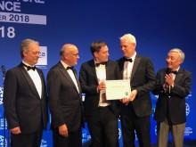 Andreplass i EM og hederlig omtale for Norconsult-ingeniører