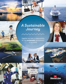 Stena Line – A sustainable journey 2018