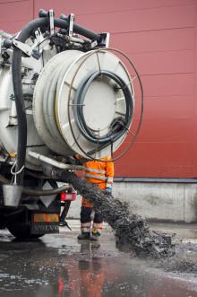 Pressinbjudan: Invigning av SRV återvinnings nya THS-anläggning
